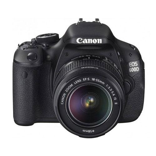 Canon 600D +Kit 18-55 IS IICanon 600D +Kit 18-55 IS II