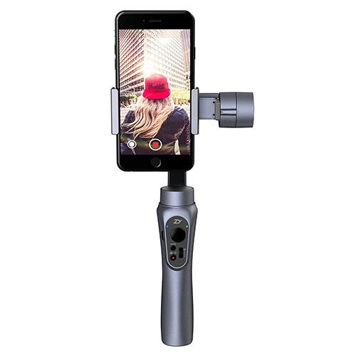 Gimbal Zhiyun Smooth-Q Stabilization chống rung cho điện thoại, Gopro