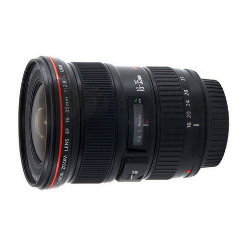 LENS CANON EF 16-35MM F/2.8L USM - máy ảnh cơ gái rẻ - máy ảnh sony