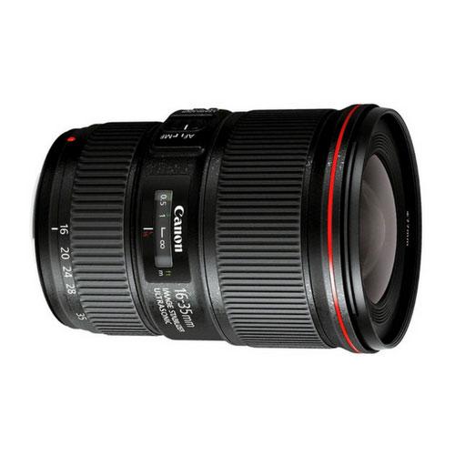 LENS CANON EF 16-35MM F/4L IS US - máy ảnh cơ giá rẻ - máy ảnh sony