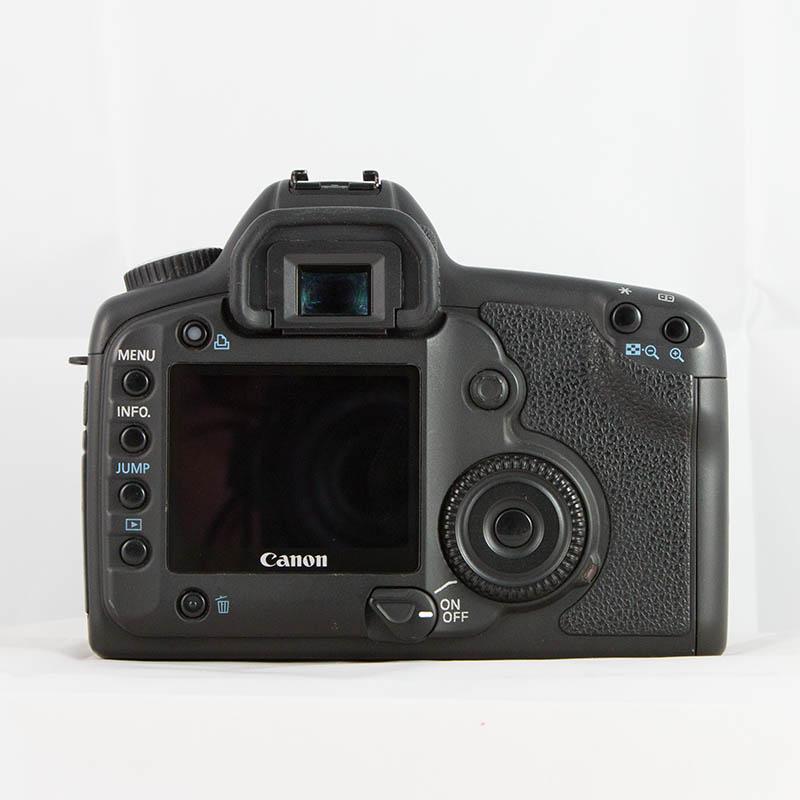 Canon 5D - Máy ảnh cơ giá rẻ - Máy ảnh sony