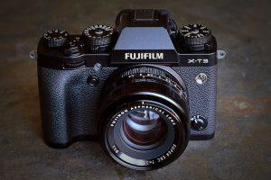 Những Ấn Tượng Đầu Tiên Của Fujifilm X-T
