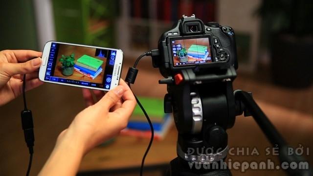 So sánh Camera smartphone với máy ảnh chuyên nghiệp