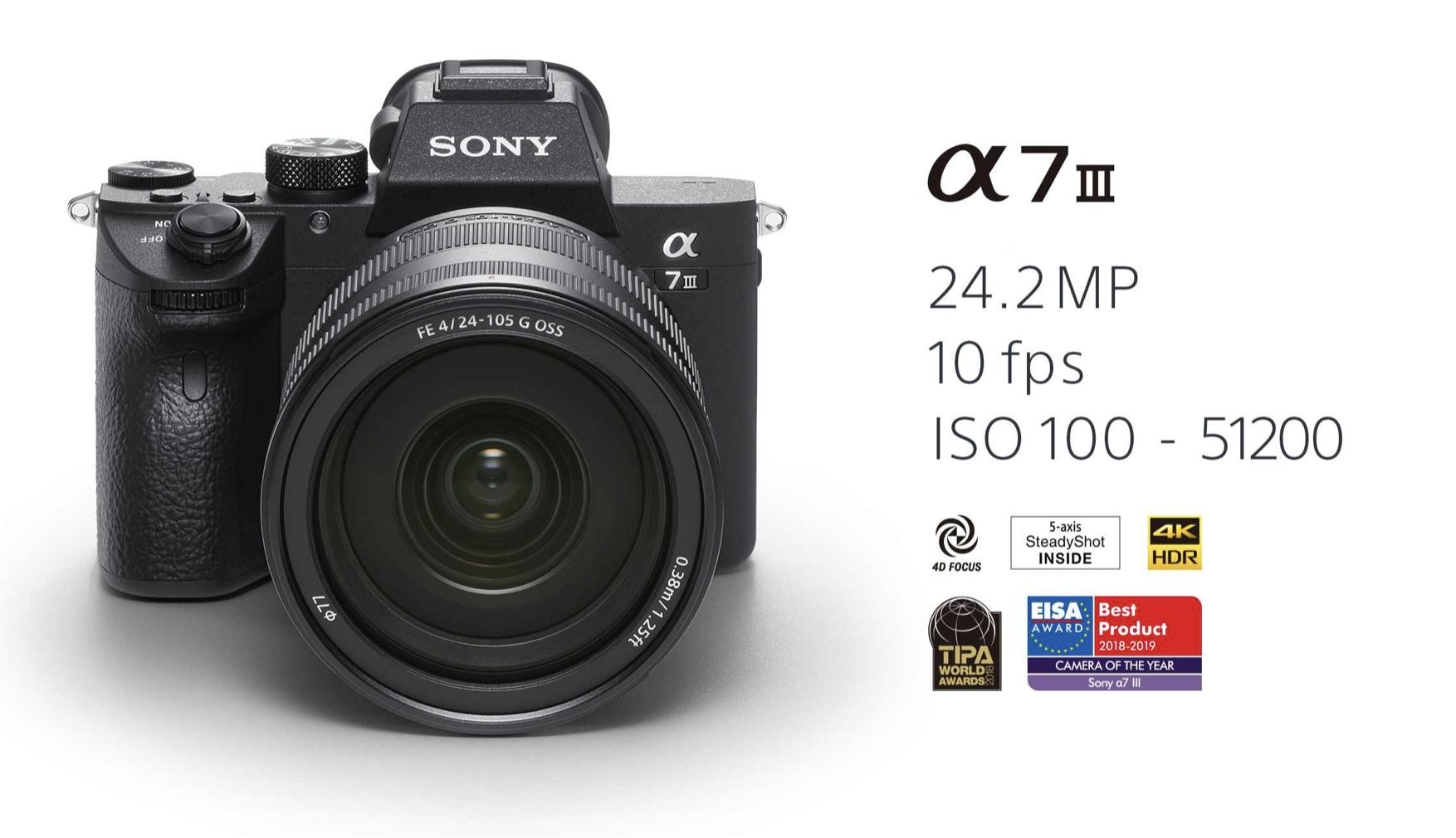 Những điều cần biết trước khi mua máy ảnh Sony